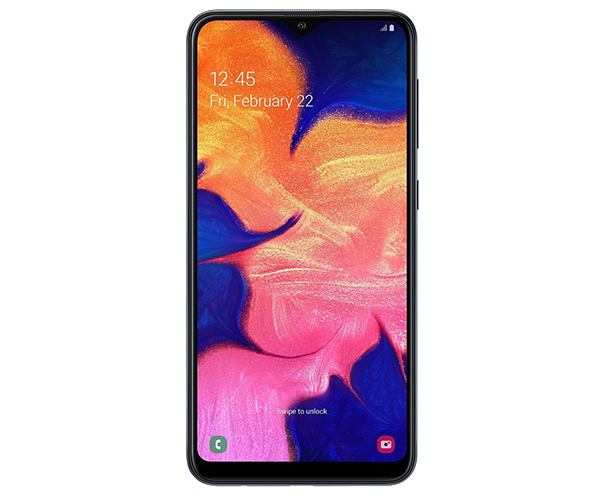 Смартфон Samsung Galaxy A10 32GB Black.jpg